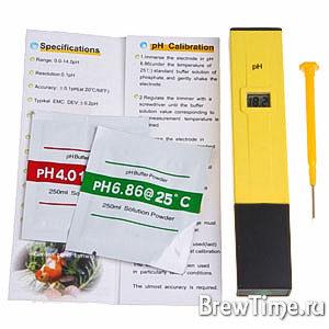 pH метр