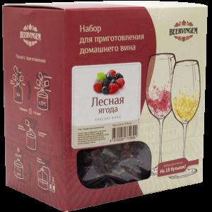 """Набор для приготовления домашнего вина """"Лесная ягода"""""""